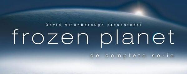 Frozen planet - banner