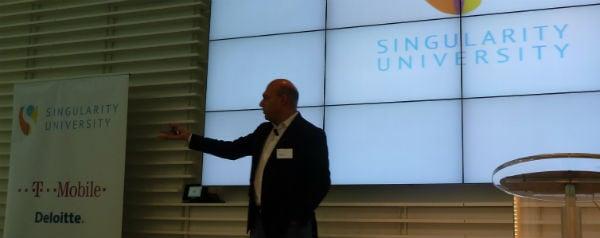 Salim Ismail (Singularity University)