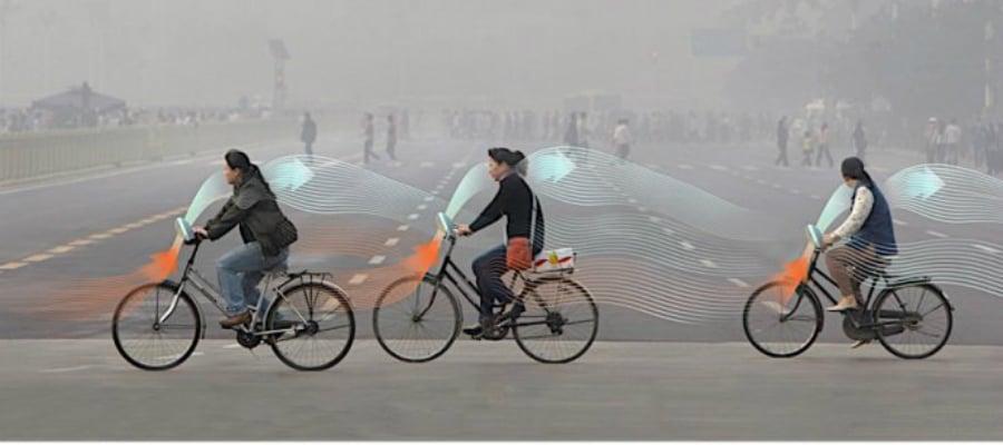 smog free fiets