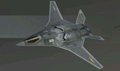 Chinese bommenwerper