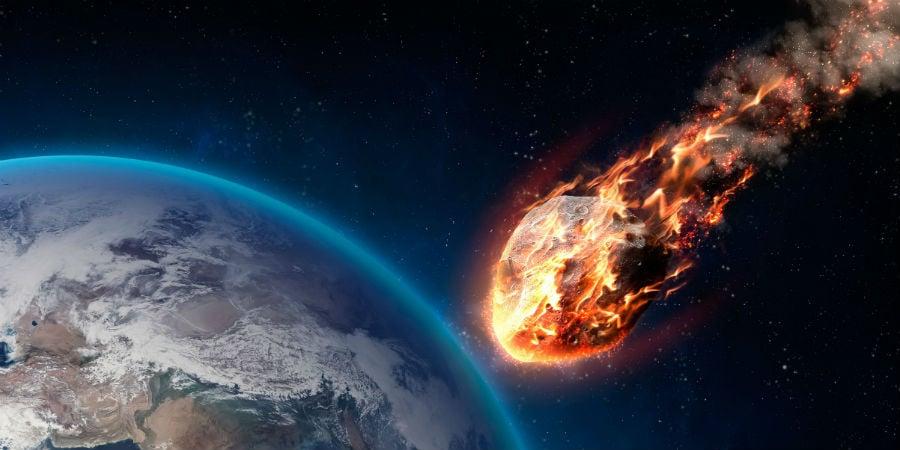 aarde warmer botsing