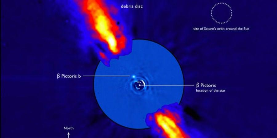 exoplaneet satelliet Hipparcos