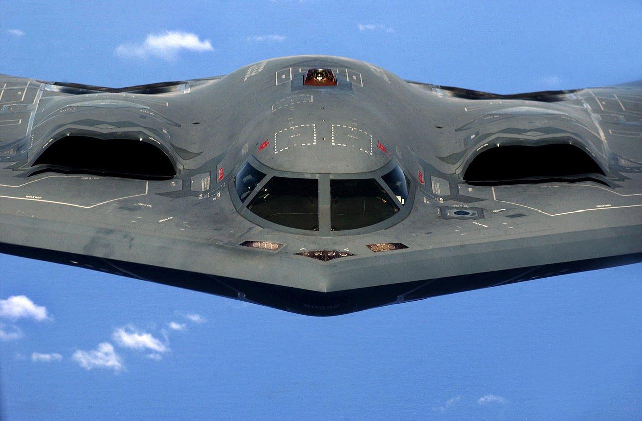 B-2 bommenwerper