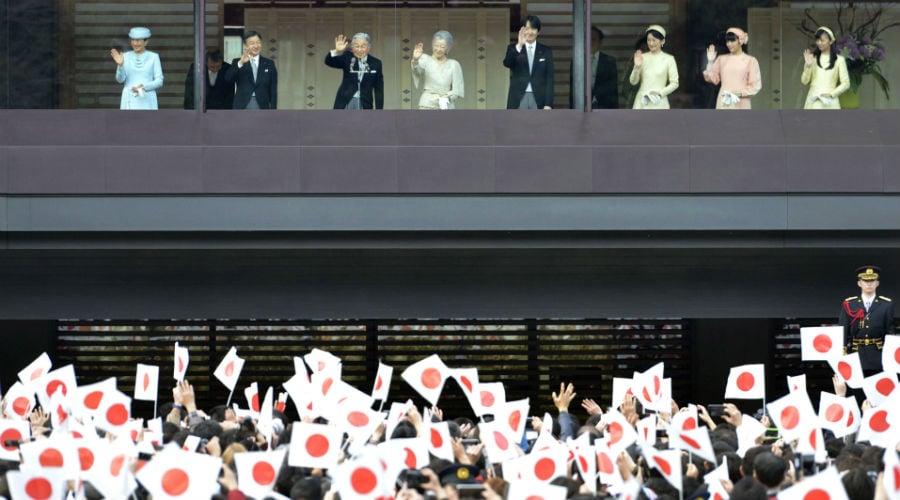 Japanse keizer
