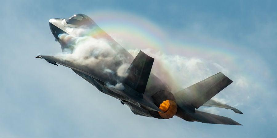 F-35 squadron