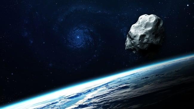 2020 CD3 de mini-maan is een tijdelijke maan van de aarde