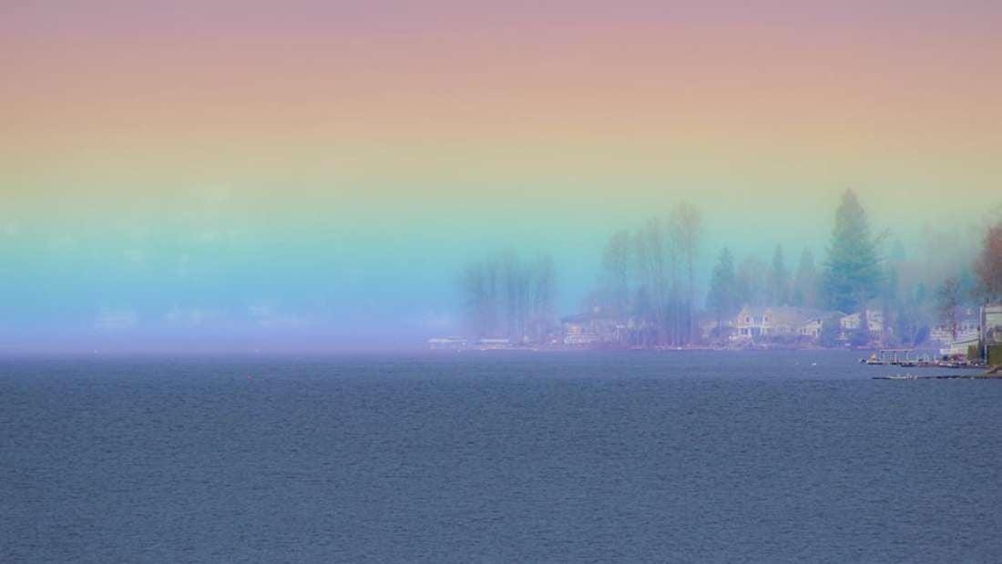 circumzenitale boog horizontale regenboog