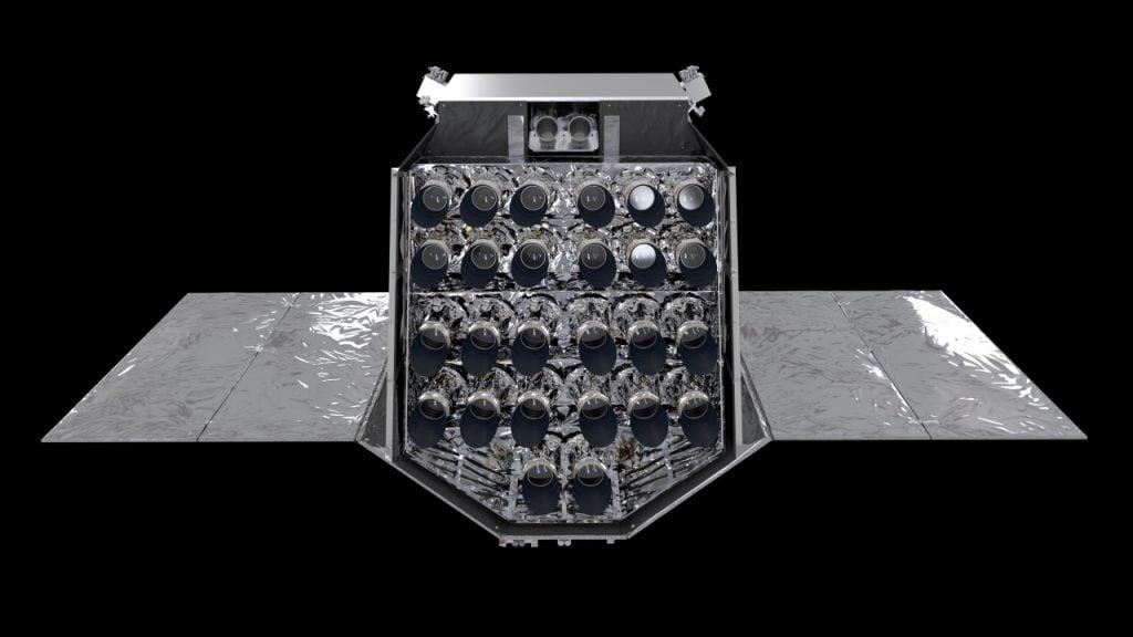 ruimtetelescoop PLATO