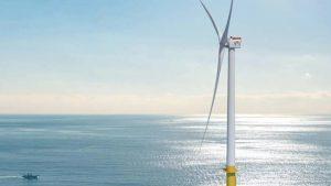 hoge windturbines